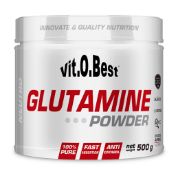 GLUTAMINA POWDER 500 GRAMOS