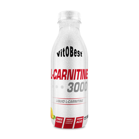 L-CARNITINA 3000 MG 500 ML