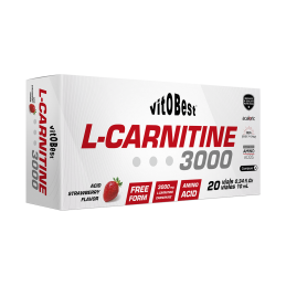L-CARNITINA 3000 MG 20...
