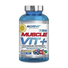 MUSCLE VIT+ 120 PERLAS