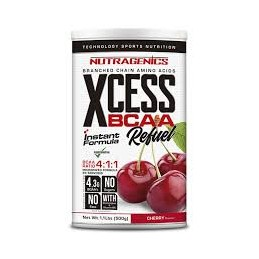 XCESS BCAA REFUEL 500GR