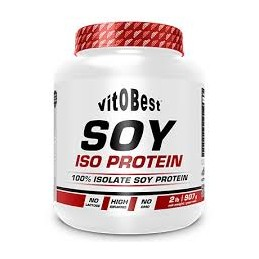 SOY ISO PROTEIN 907 GRAMOS