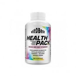 HEALTH PACK 100 CAPSULAS